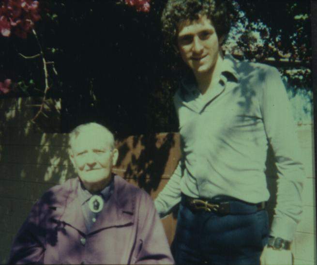 ミルトン・エリクソンとザイク先生 1975年
